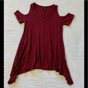 79828abe7f Women s Rue 21 Cold Shoulder Top on Poshmark